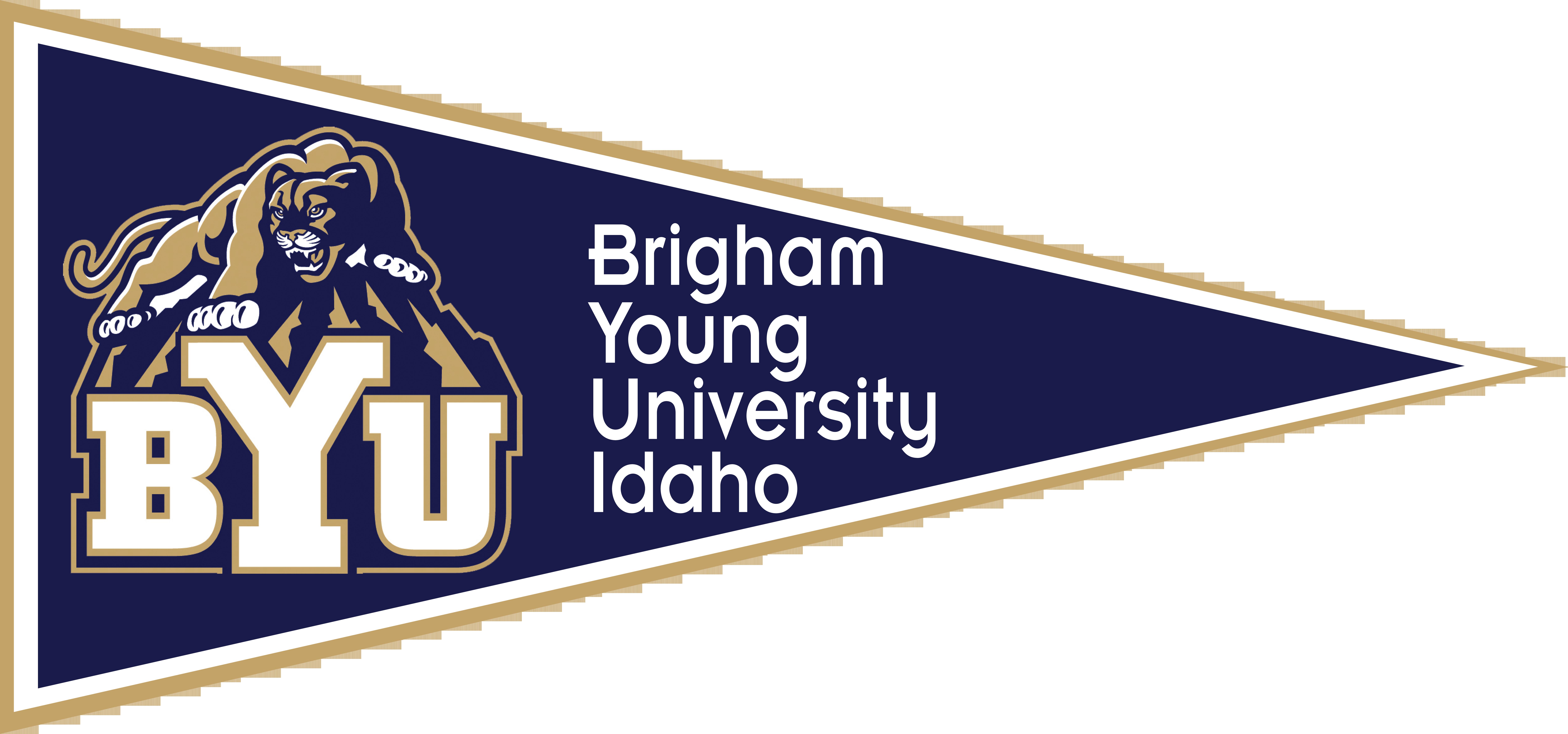 brigham young university idaho pennant | gear up, Presentation templates